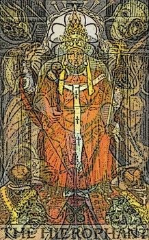 Higher calling of the Hierophant