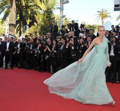 Diane Kruger in Giambattista Valli Couture - 2012 Cannes Film Festival