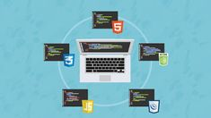 In this article we have provided list of some of the Best Selling Full Stack Web Development Courses on Udemy to jump-start your career today. Online Education Websites, Online Courses, Boot Camp, App Design, Learn Html, Learn Coding, Importance Of Time Management, Programming Tutorial, Free Courses