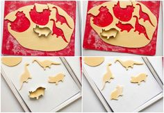 Learn how to make perfect sugar cookie dough and royal icing! #thebearfootbaker #thecookienetwork #sugarcookies #royalicing #sugarcookiedough #royalicingrecipe #sugarcookierecipe No Bake Sugar Cookies, Sugar Cookie Dough, Cut Out Cookies, Cute Cookies, How To Make Cookies, Cookie Images, Ice Cream Cookies, Cookie Decorating, Decorating Tips