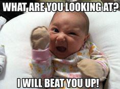 #baby #babygirl #babyboy #babyshower #babylove #babyfashion #babybump #babystyle #babymodel #babys #babyshop #BabyPhotography #babyclothes #babylights #babyfever #babyroom #babygift #babyanimals #babyariel #babydoll #babyface #babyootd #babystuff #babycute #babyphoto #babydog #babywearing #babycat #babyshoes #babylife Funny Baby Photos, Funny Baby Memes, Baby Images, Funny Pictures With Captions, Cute Baby Pictures, Funny Pranks, Funny Images, Funny Jokes, Hilarious Photos