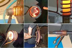 Induction Heater is used in melting,brazing,forging,hardening,welding and surface heating treatment etc. http://www.dw-inductionheating.com/Applications/induction-heat-treating-18.html
