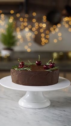Chocoholics will go choco-nuts for this obscenely chocolatey chocolate torte.