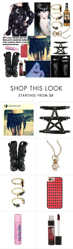 """Nettie bk2 - I'll Be Seeing You B1 Chapter 5"" by thwgi ❤ liked on Polyvore featuring GET LOST, Hot Topic, H by Hudson, Temple St. Clair, Noir Jewelry, Morgan, Grace, Casetify, Bonne Bell and DuWop"