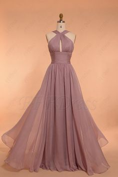 Halter wisteria purple bridesmaid dresses Halter wisteria purple bridesmaid dresses long formal dresses evening dress The post Halter wisteria purple bridesmaid dresses appeared first on Kleider Sommer. Cute Prom Dresses, Ball Dresses, Elegant Dresses, Pretty Dresses, Beautiful Dresses, Wedding Dresses, Awesome Dresses, Purple Prom Dresses, Mauve Prom Dress