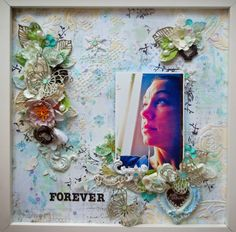 """Dollops of Scrap (Eila): Prima January PPP - """"Forever"""""""