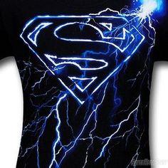neon superman logos - Google Search