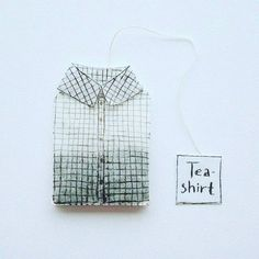 Love this. Reminds me of the old shirts my grandpa used to wear. Ive been thinking about him a lot the past few days but I know hes looking down at me #tea #teabag #oldshirt #tshirt #grampa #tealover #teaaddict #rip #huginacup #steepedtea #teatime #independentconsultant #sipologist #bossbabe