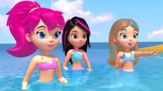Polly Pocket Full Episodes - 1 Hour Compilation - YouTube