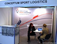 Conceptum Sport Logistics.