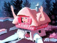 *ALICE ~ Alice in Wonderland, 1951