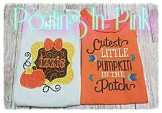 Personalized Fall Shirts. Order Yours Today! www.facebook.com/poutinginpink