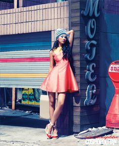 Kpop's veteran divas, Lee Hyori and Uhm Jung Hwa, each have a project to promote and will be gracingthe June pages of Cosmopolitan Korea. This month, Lee Hyori has a new album out, the media…