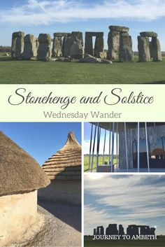 My visit to Stonehenge and the Solstice!