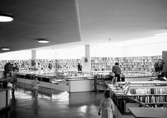 Architects: Alvar Aalto Location: Wolfsburg, Germany Year: 1962 Photography: wikiarchitecture, various Alvar Aalto, Space Architecture, Cultural Center, Finland, The Neighbourhood, Germany, Culture, The Originals, Building