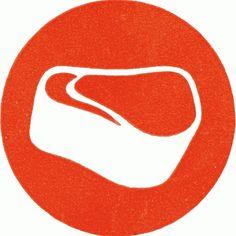 Steak brand mark
