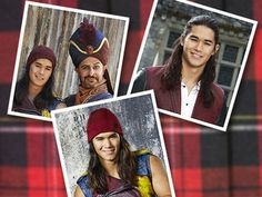Read Booboo Stewart's interview on Disney's access all areas
