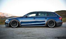 Audi Allroad Lowered