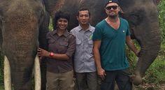 Leonardo DiCaprio ancora contro le coltivazioni di palma da olio che distruggono le foreste pluviali