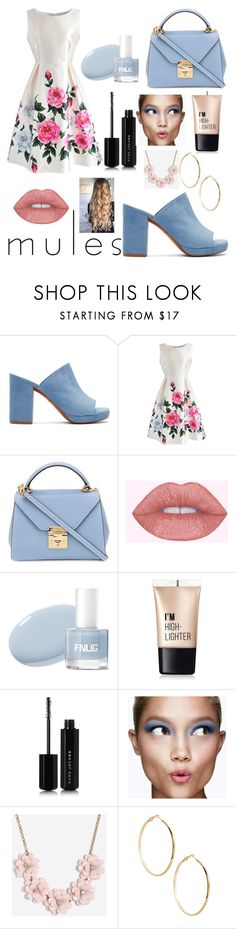 """""""Untitled #94"""" by h20justaddchalk ❤ liked on Polyvore featuring Robert Clergerie, Chicwish, Mark Cross, Charlotte Russe, Marc Jacobs, Clinique, J.Crew and GUESS by Marciano"""
