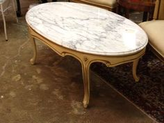Coffee Table with White Marble Top     $285     Lula B's   1010 N. Riverfront Blvd.   Dallas, TX 75207    Read more: http://dallas.ebayclassifieds.com/furniture/dallas/coffee-table-with-white-marble-top/?ad=23602002#ixzz27VcdIIvs