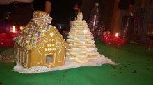 Arbol Navidad de galletas y Casita Jengibre Gingerbread, Christmas Ornaments, Holiday Decor, Cooking, Home Decor, Cookies, Sweet Treats, Christmas, Xmas Ornaments