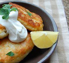W zaciszu domowej kuchni: Placuszki ziemniaczano-serowe