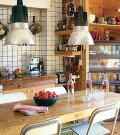 Souffle poétique ©TVA publications | Yves Lefebvre, stylisme: Judith Gougeon #deco #cuisine