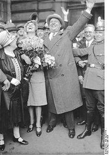 Emil Jannings – Rückkehr aus USA