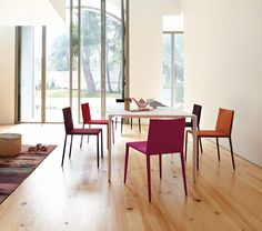 Norma Chair by Lievore Altherr Molina for Arper. Available from Stylecraft.com.au