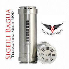 Sigeili Bagua Telescoping Mod (authentic) – Victory Vape