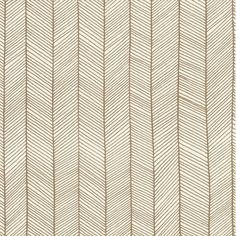 The herringbone design is interpreted in a hand-made look by Nigel Peake for Hermès #pattern