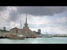 Sochi (Russia) Travel - Maritime Terminal