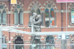 Londres, Gare St Pancras