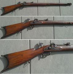 Schweizer Feldstutzer Ordonnanz M1851