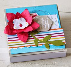 Stampin' Up! Demonstratrice Janneke : Stampin' Up! - Hi, there