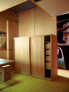 design blog - DesignAddict: Le Corbusier's Cabanon at the RIBA