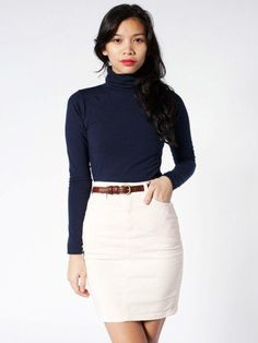 I love this! With a simple pair of about 4 inch dress boots...I would be working it!!!!! <3 Fall weather clothing