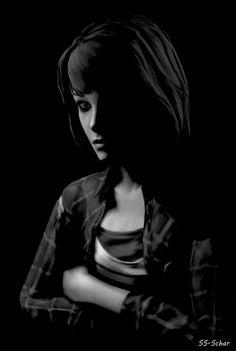 Life Is Strange - Max Caufield by FriedrichSteiner