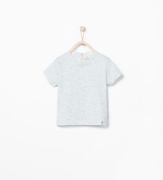 ZARA - KIDS - Organic cotton basic T-shirt