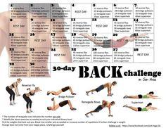 Back challenge