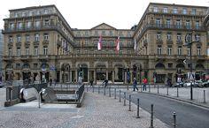 Steigenberger Hotel Frankfurter Hof in Frankfurt Germany