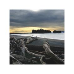 Sunset at Ruby Beach Olympic National Park Square Sticker Vacation Pictures, Beautiful Moments, Family Photos, Olympics, National Parks, Waves, In This Moment, Canvas Prints, Fine Art