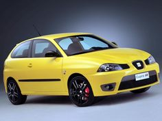Seat Ibiza Cupra R Volkswagen Group Concept Cars Dream Car Seats