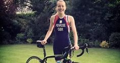 Ellie Penrose was a triathlete for Great Britian when she died.