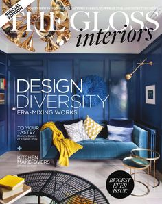 ISSUU - The Gloss Interiors Autumn 2015 by Gloss Publications Ltd