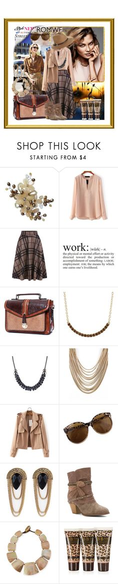"""www.romwe.com-9"" by ane-twist ❤ liked on Polyvore featuring NOVICA, Jellypop, Viktoria Hayman, Rusty, Vince and romwe"