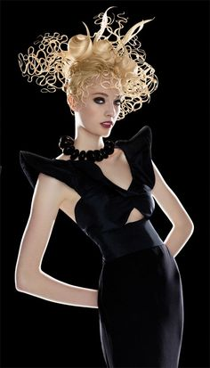 The Ikebana Collection by Aquage Artists. ModernSalon.com