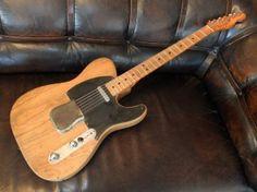 Vintage Fender 1950' Nocaster