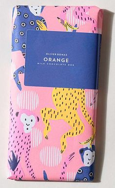 Verpackung print & pattern: PACKAGING - oliver bonas Your Guide to Bathroom Planning and Design This Kids Packaging, Food Packaging Design, Pretty Packaging, Brand Packaging, Food Branding, Kids Branding, Identity Branding, Mockup Design, Packaging Inspiration